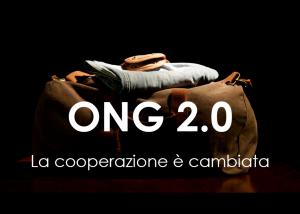 Video promozionale video torino di ong 2.0 - la cooperazione è cambiata