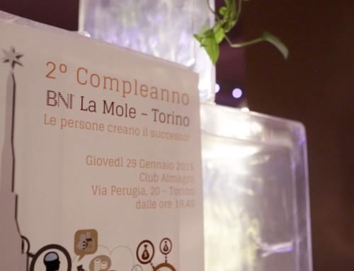 BNI LaMole 2.0 – Evento/Compleanno